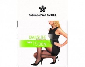 SECOND SKIN DAILY LINE 15 DEN