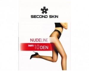 SECOND SKIN NUDE LINE 10 DEN