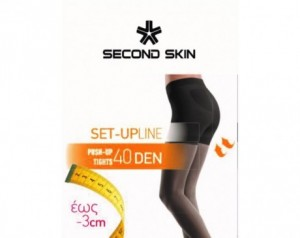 SECOND SKIN SET-UP LINE 40 DEN